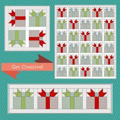 Hello all you quilt lovers! Looking for some Christmas Quilting Inspiration?  My name is Lorna McMahon, a modern quilter, designer and the author of Sew Fresh Quilts. I want to share with you where I find my Christmas quilting inspiration. It'