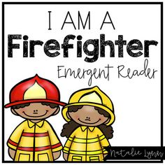 """This emergent reader freebie is perfect for fire safety week or any community helpers unit! Read together for shared reading, use for guided reading, or let students color and take home to read to their families! This simple reader follows the pattern """"This is my ___."""" Find more fire safety resources here Fire Safety Math and Literacy Centers BundleFire Safety Literacy CentersFire Safety Literacy CentersFire Safety Writing Center..."""