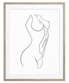 Body Outline, Outline Art, Outline Drawings, Silhouette Tattoos, Silhouette Art, Small Easy Drawings, Woman Body Tattoo, Female Body Art, Stippling Art