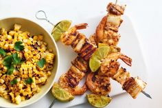 The classic Portuguese marinade combination of garlic, chilli, ginger, paprika, oregano and lime tastes delicious brushed over prawns, squid or a firm fish fillet such as swordfish.