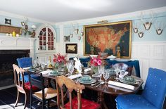 Jeffrey Bilhuber ~ his home