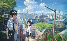 Anime hit Your Names is finally coming to theaters in the U.S. and Canada start date announced
