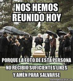 Amén!! #memes #chistes #chistesmalos #imagenesgraciosas #humor http://www.megamemeces.com/memeces/imagenes-de-humor-vs-videos-divertidos