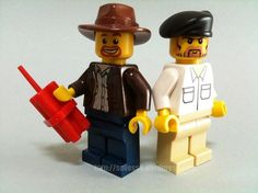 LEGO Mythbusters Mythbusters: Behind the Myths Dec. 19 at Bell Auditorum!