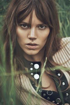 visual optimism; fashion editorials, shows, campaigns & more!: freja by lachlan bailey for wsj september 2015