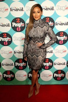 Adrienne Bailon Photos Photos - Adrienne Bailon attends the 5th Annual Festival PEOPLE En Espanol, Day 2 at the Jacob Javitz Center on October 16, 2016 in New York City. - 5th Annual Festival PEOPLE En Espanol - Day 2 - Arrivals