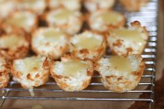 Gojee - Salted Caramel Coconut Macaroons by The Vintage Mixer