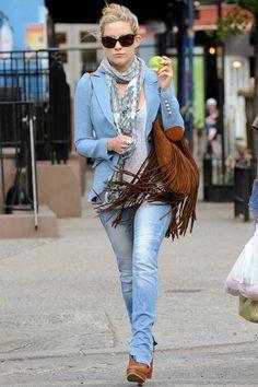 Club Fashionista: Kate Hudson Street Style