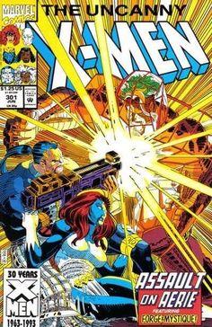 Uncanny X-Men Vol.1 no.301