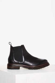 Hudson Wistow Leather Chelsea Boot - Boots + Booties