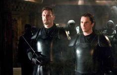Batman Begins : Photo Christian Bale, Liam Neeson