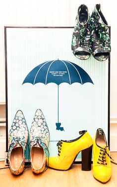 """""""The oxfords are something I picked up in a Rag Tag in Tokyo—it's such an awesome designer consignment store."""" http://www.thecoveteur.com/susie-lau-style-bubble/"""