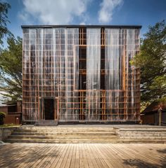 Bangkok Project Studio . Wine Pavilion . Ayuthaya (1)