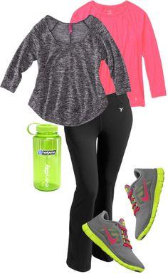 7 workout clothes ideas - Page 4 7 Workout, Plus Size Workout, Workout Attire, Workout Wear, Workout Outfits, Fashion Videos, All Fashion, Sport Fashion, Curvy Fashion