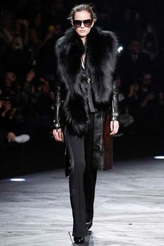 Roberto Cavalli   Fall 2014 Ready-to-Wear Collection   Look 9