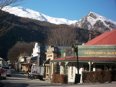 Gold rush town, Arrowtown, New Zealand Capital Of New Zealand, Cairns Queensland, New Zealand Holidays, Places In England, Kiwiana, South Island, Small Island, Gold Coast, What Is Like