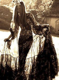 #gypsy #bohemian #fashion