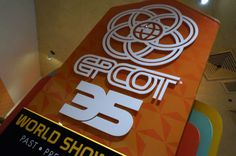 Epcot Celebrates 35 Years: Merchandise, Songs, and Fireworks