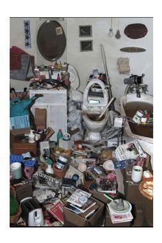 私の恩師の仕事部屋(マンション)がこんな感じだったな。
