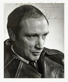 Pierre Elliot Trudeau 1968 by Yousuf Karsh signed by Trudeau to Titanic survivor David B. Greenspan on his 100th birthday