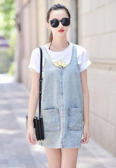 Denim Dress from TheSOUL-ERS