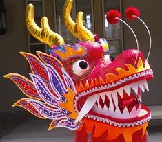 chinese dragon costume - Google Search