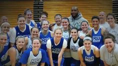 Dying college basketball player Lauren Hill scores for her team