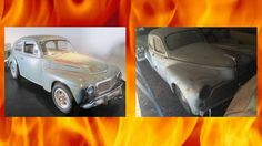 Project Car Hell, 1954 Peugeot 203 or 1960 Volvo PV544?