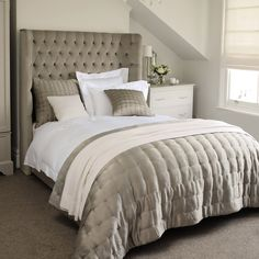 Dorchester Bed Linen Collection by The White Company