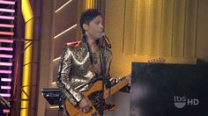 YOU'RE THE ONE FOR ME: Remember this from Prince, April 13,2011 on Lopez Tonight?