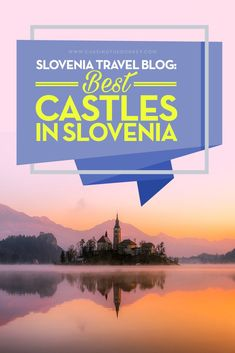 Best Castles in Slovenia:  #Slovenia offers visitors many treasures waiting to be explored, including castles scattered throughout the country. All are within no more than a ninety minutes' drive from Ljubljana, making them perfect day-trip options with the capital city as a home-base. There are about 500 castles, ruins and manors in the country of Slovenia many of which have been restored to galleries, house museums, restaurants and evenfive star hotels. #TravelSlovenia #Balkans