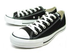 Converse All Star Low.  Always.