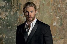 Chris Hemsworth | Chris Hemsworth Wanted For AMERICAN ASSASSIN Terrorist Hunter ...