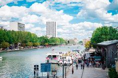 Paris, Canal