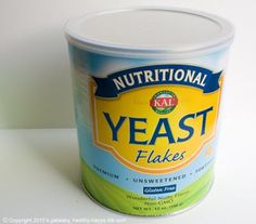Nutritional Yeast Flakes. Hate -> Love!