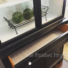 General Finishes Milk Paint. Painted by: The Finished Project ~ find me on Instagram & Facebook to see more projects!
