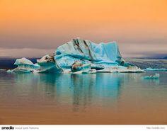 İzlanda, Avrupa'da yüce bir ada hakikaten...