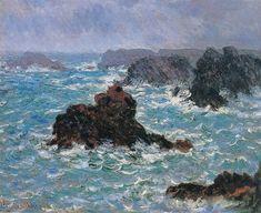 Impressionist Art, Claude Monet, Rain, Explore, Water, Photography, Oil Paintings, Outdoor, Post Impressionism