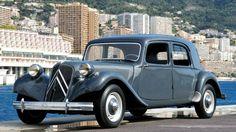 Traction Avant: os 80 anos do Citroën que inventou o futuro