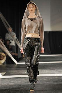 CORPUS+OBSCURUS: Berlin Fashion Week : Visbol de Arce