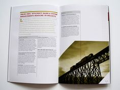 Annual Report Design - Railinc