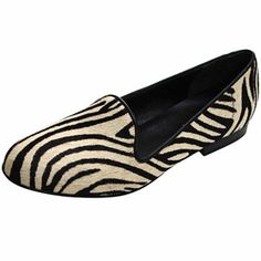 The Trend: Smoking Slippers  Have some fun with your shoes. Choose a different print like check or zebra or a fun color to expand your shoe wardrobe. Jon Josef, $95