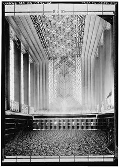 Paramount Fountain of Light in Lobby - Art Deco - Wikipedia