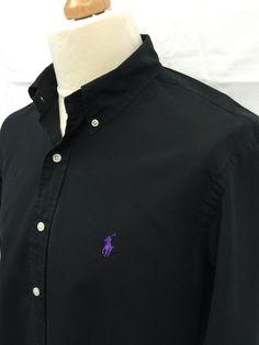 black ralph lauren polo shirt ralflauren