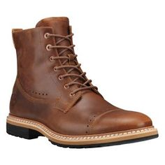 Timberland - Bottines West Haven Side Zip Boot Homme - Marron