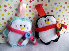 These sweet penguins will add winter wonder to any nursery #parenting