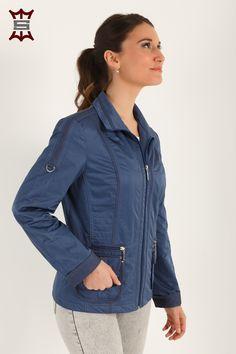 Modelo FRAGIL #cazadora #chaqueta #primavera #modamujer #tendencia #MSolanas #outlet