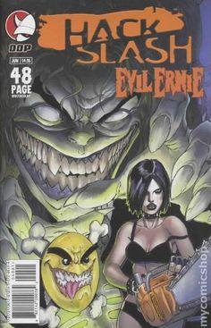 Hack Slash vs. Evil Ernie (2005) comic books