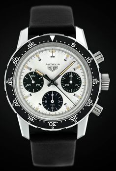 TAG Heuer Wants You To Vote For Which Heuer Autavia Watch Will Return In 2017 Watch Releases