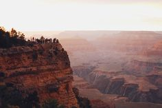 our great summer adventure III {sunset at grand canyon}